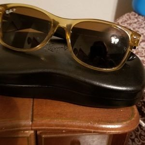 Rayban women's sunglasses